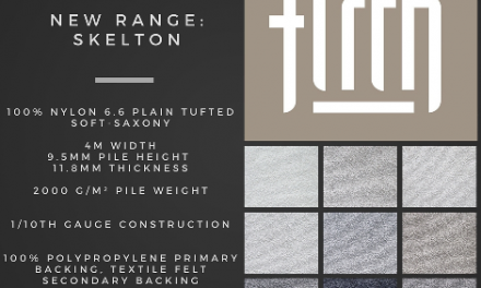 Introducing our New Skelton range