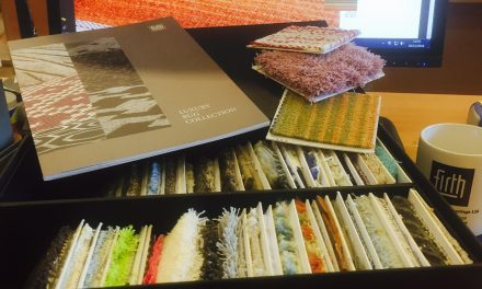 Our revamped Luxury Rug Collection