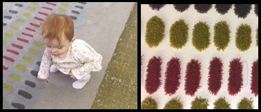 We like to start them young at Firth Carpets!