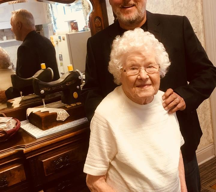 100 years young: Happy Birthday!