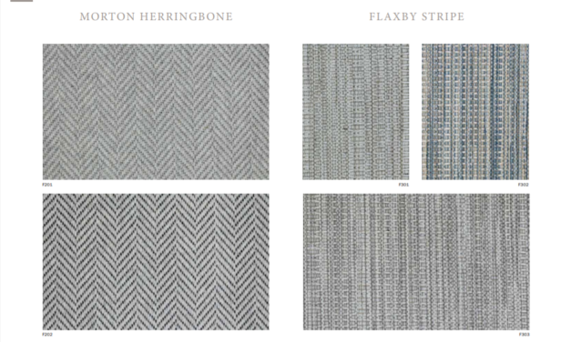 Flat Weave Collection