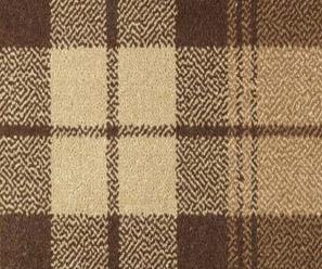 Tartan range carpets: Another happy customer!