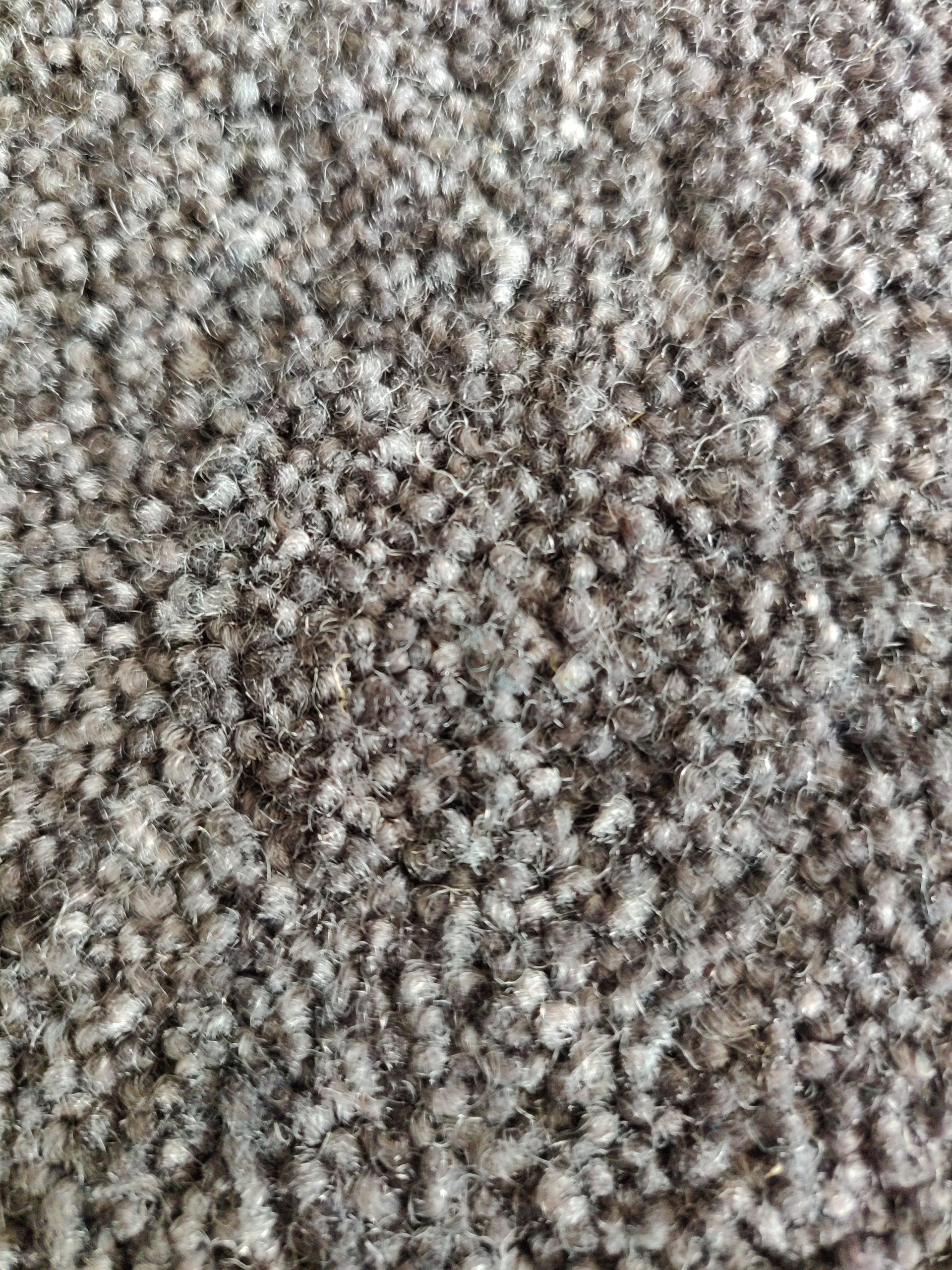 Close up sample of Firth Carpet's Deluxe Twist range