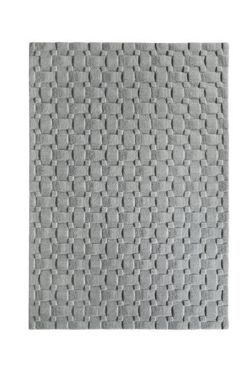 Sample of Firth Carpets Interlace range rug